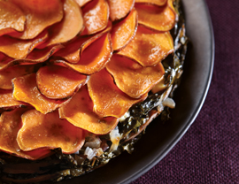 Photo of Sweet Potato Tort by Vegetarian Times