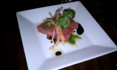 Tuna at Cashions